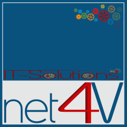 Image with net4VISIONS Logo